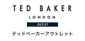 TED BAKER OUTLET テッドベーカーアウトレット